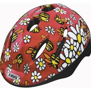 ABUS - Fahrradhelm Smooty Funny Bee, Gr.S