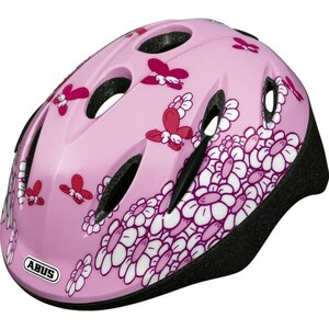 ABUS - Fahrradhelm Smooty Gr. S, Pink Butterfly