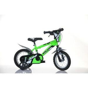 Protype - 12 Zoll Kinderfahrrad Ben, grün/schwarz