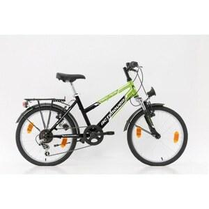 Actimover - 20 Zoll ATB Park n Ride, grün/schwarz