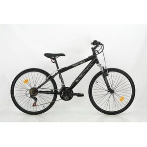 Actimover - 24 Zoll Mountainbike Stone, dunkelgrau
