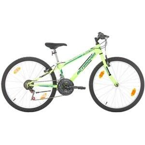 Actimover - 24 Zoll Mountainbike X-Team, neongrün