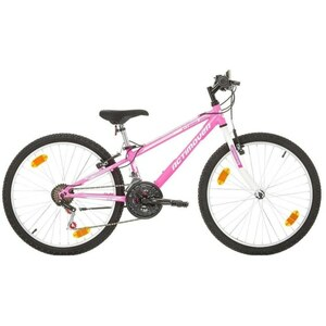 Actimover - 24 Zoll Mountainbike X-Team, pink