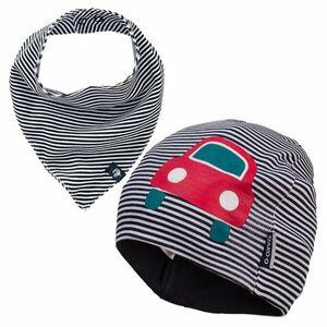 Set Mütze + Halstuch