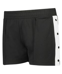 Hunkemöller HKMX-Shorts Button Schwarz