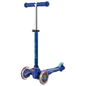 Micro - Tri-Scooter Deluxe, blau