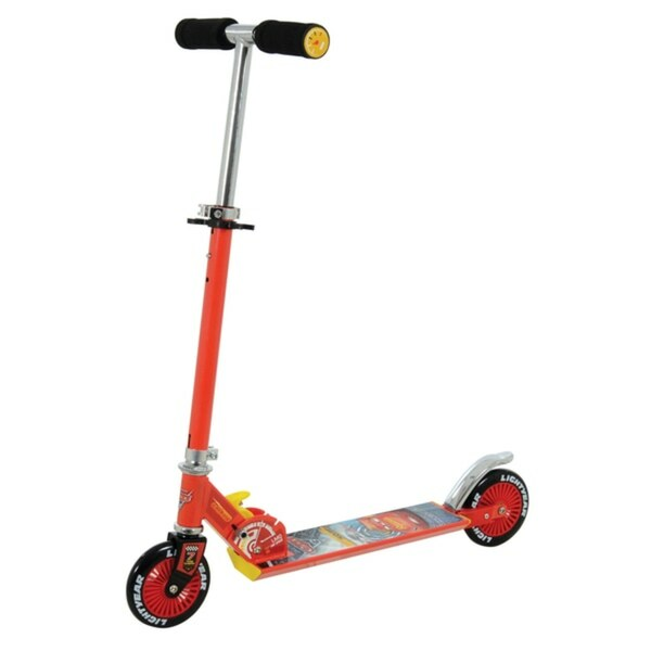Disney Cars 3 - Scooter