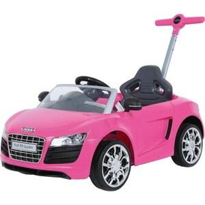 Audi R8 - Push Buggy, pink