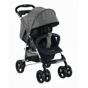 Knorr-Baby - Sportwagen V-Easy Fold, Melange grau