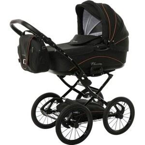 Knorr-Baby - Kombikinderwagen Classico, Schwarz