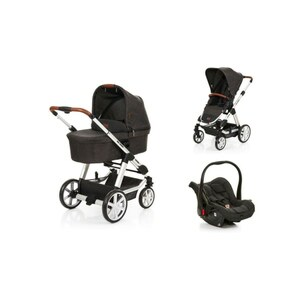 Design - Travelsystem Condor 4 All in One, Piano