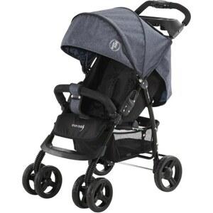 Knorr-Baby - Sportwagen V-Easy Fold, Melange Blue