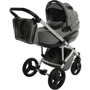 Knorr-Baby - Kombikinderwagen Vivvy, schwarz-grau