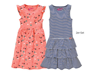 alive®  2 Kinder-/Kleinkinder-Jerseykleider