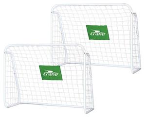 crane®  2 Fußballtore mit Netz