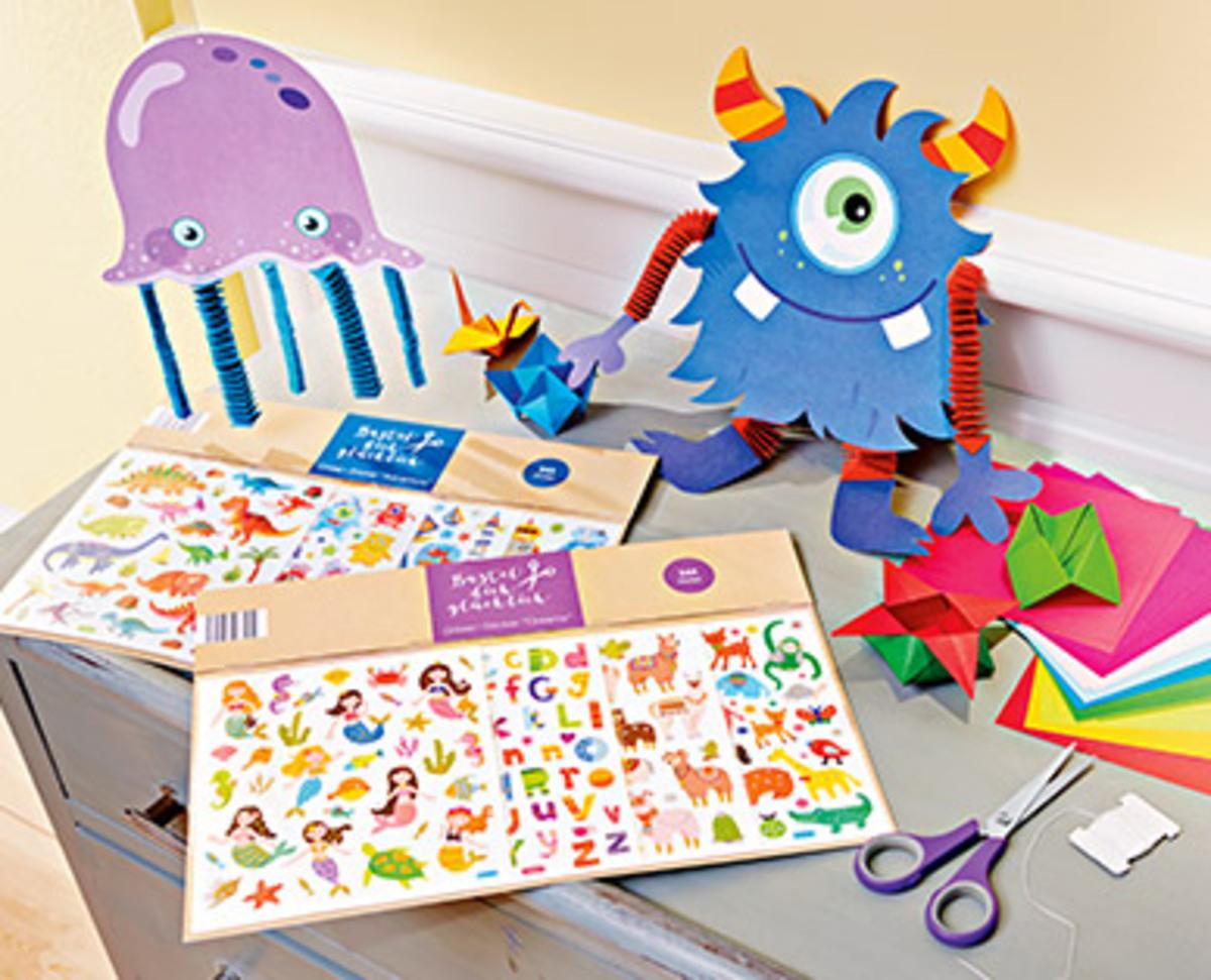 Bild 2 von Kreatives Kinderbasteln