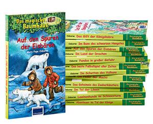 """Buchreihe """"Das magische Baumhaus"""""""