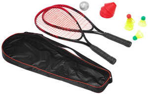 COUNTRYSIDE®  							Turbo-Badminton-Set