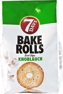 7 DAYS  Bake Rolls Brotchips