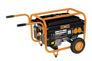 Cross Tools Stromerzeuger CPG 3000 | B-Ware - Ausstellungsstück - der Artikel wurde vom Hersteller geprüft und ist technisch einwandfrei - der Artikel kann Gebrauchsspuren aufweisen