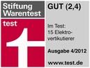 Bild 4 von Einhell Elektro-Vertikutierer/Rasenlüfter RG-SA 1433 | B-Ware - Verpackung beschädigt