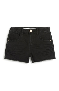 Schwarze Shorts (Teeny Girls)