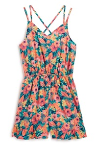 Playsuit mit Blumenmuster (Teeny Girls)