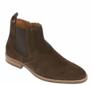 Tommy Hilfiger Stiefelette - ESSENTIAL SUEDE CHELSEA