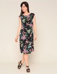Viventy - seitlich gebundenes Jerseykleid