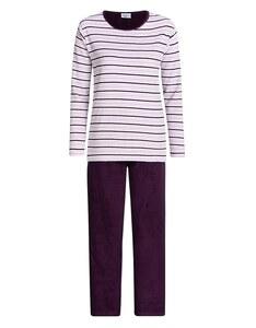 Bexleys woman - Frottee Pyjama langarm