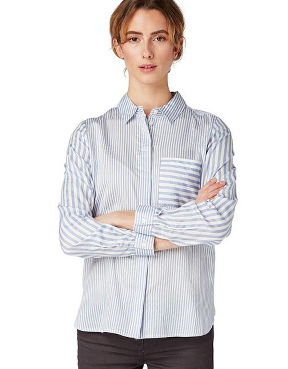 Bild 4 von TOM TAILOR - Bluse im coolen Streifendesign