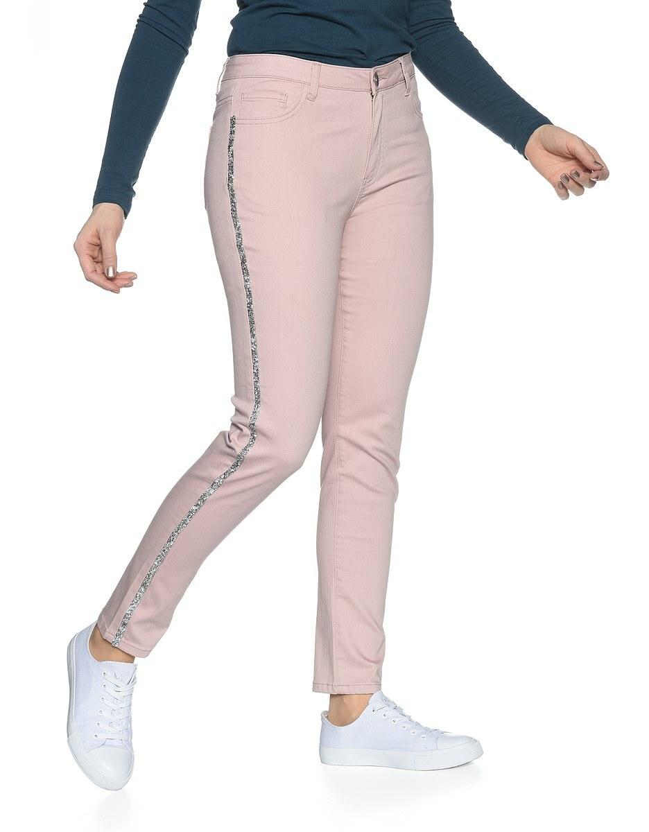 Bild 1 von Viventy - 5-Pocket-Jeans mit angesagtem Zierband
