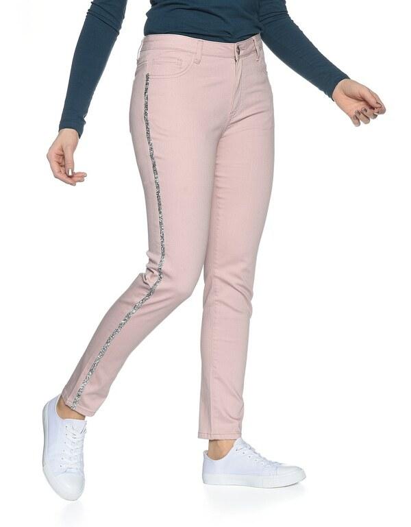 Viventy - 5-Pocket-Jeans mit angesagtem Zierband