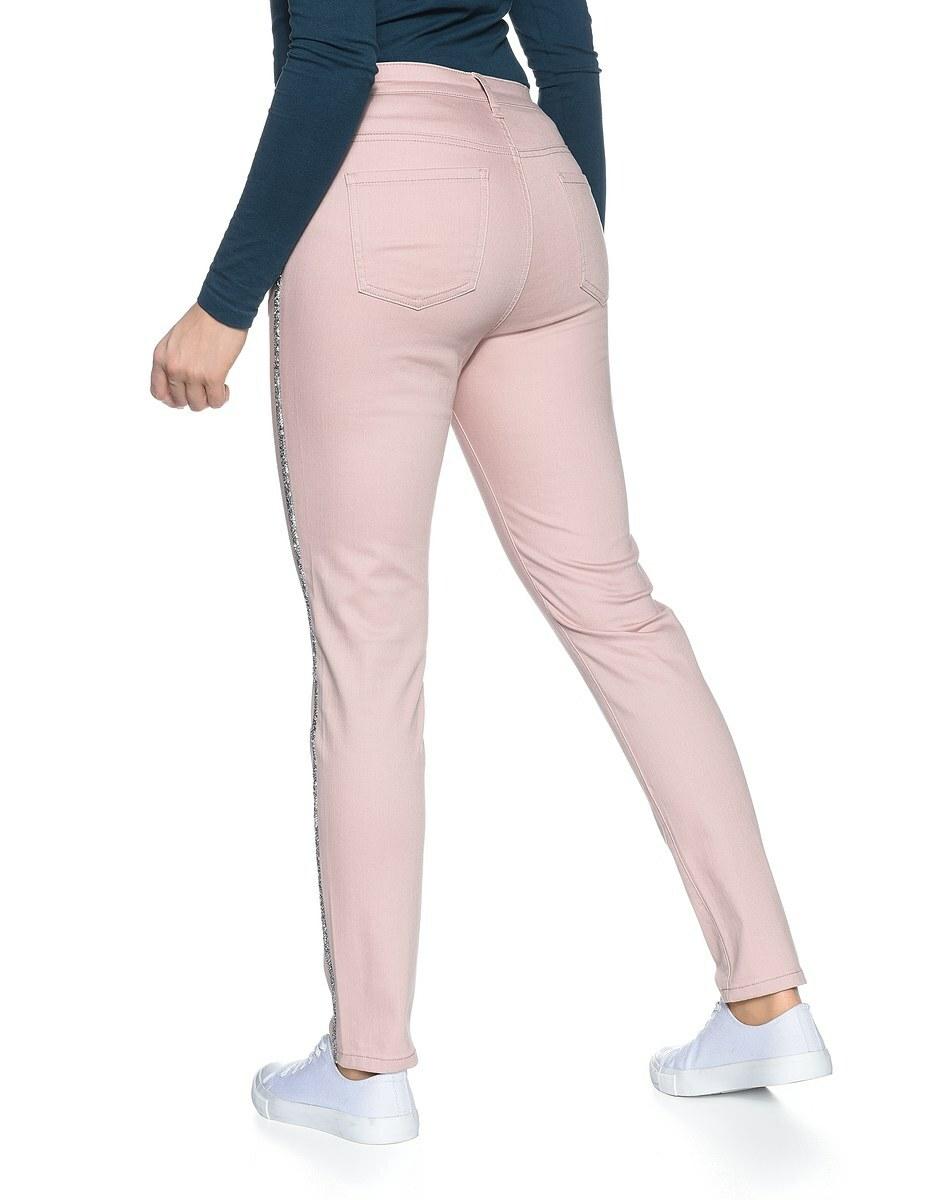 Bild 2 von Viventy - 5-Pocket-Jeans mit angesagtem Zierband
