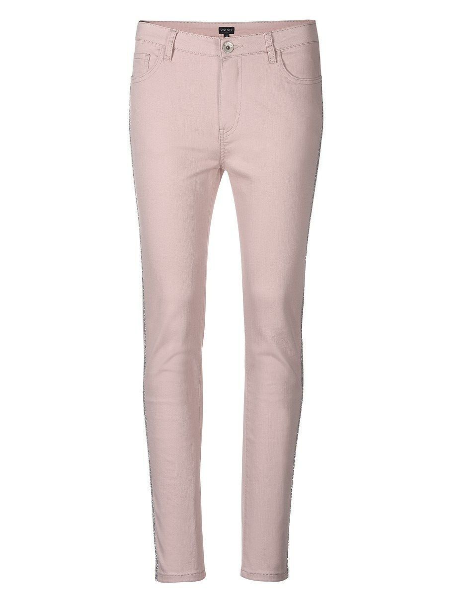 Bild 3 von Viventy - 5-Pocket-Jeans mit angesagtem Zierband