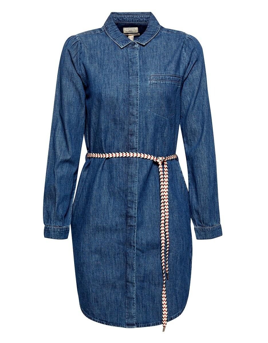 Bild 1 von Esprit - Blusenkleid aus Denim