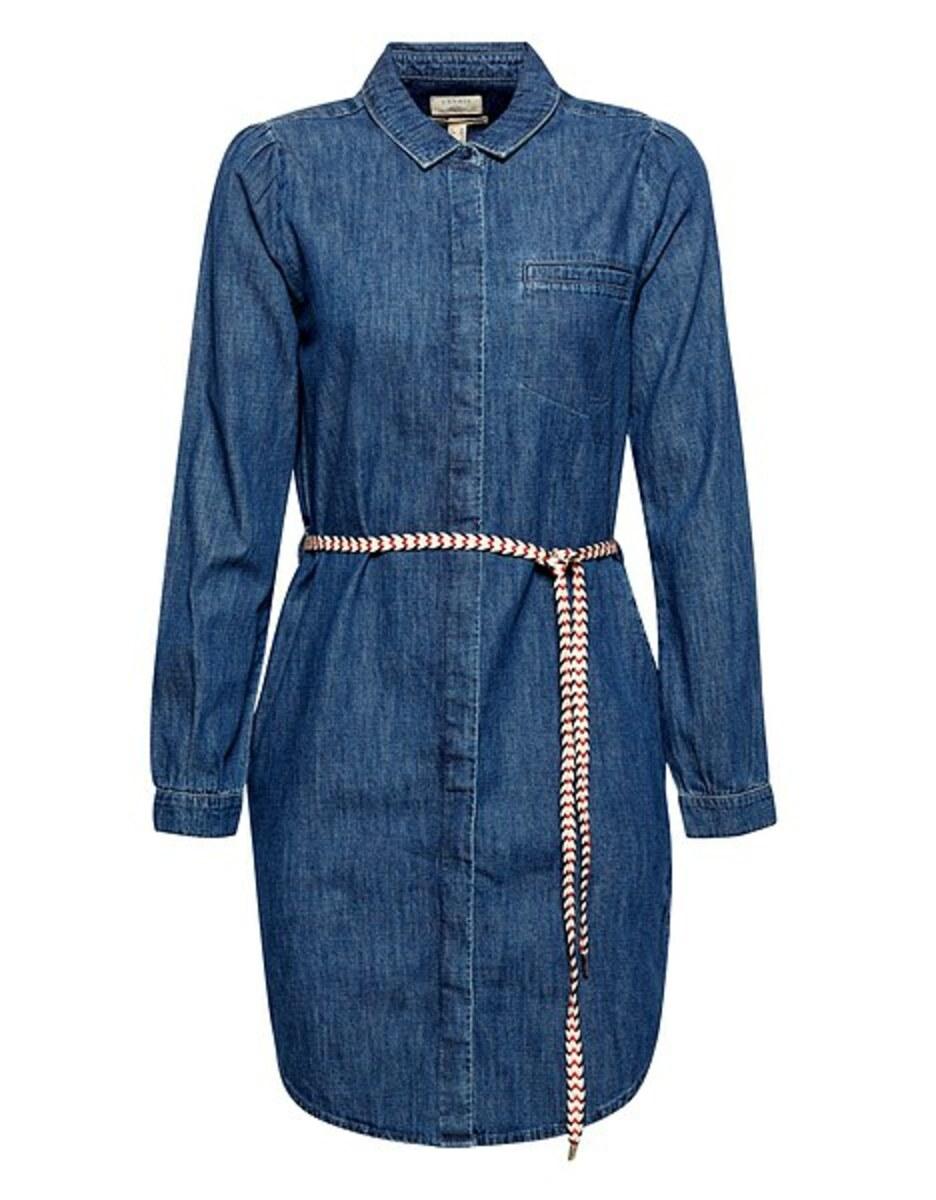 Bild 2 von Esprit - Blusenkleid aus Denim