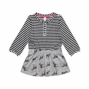 ESPRIT   Kleid langarm Zebras