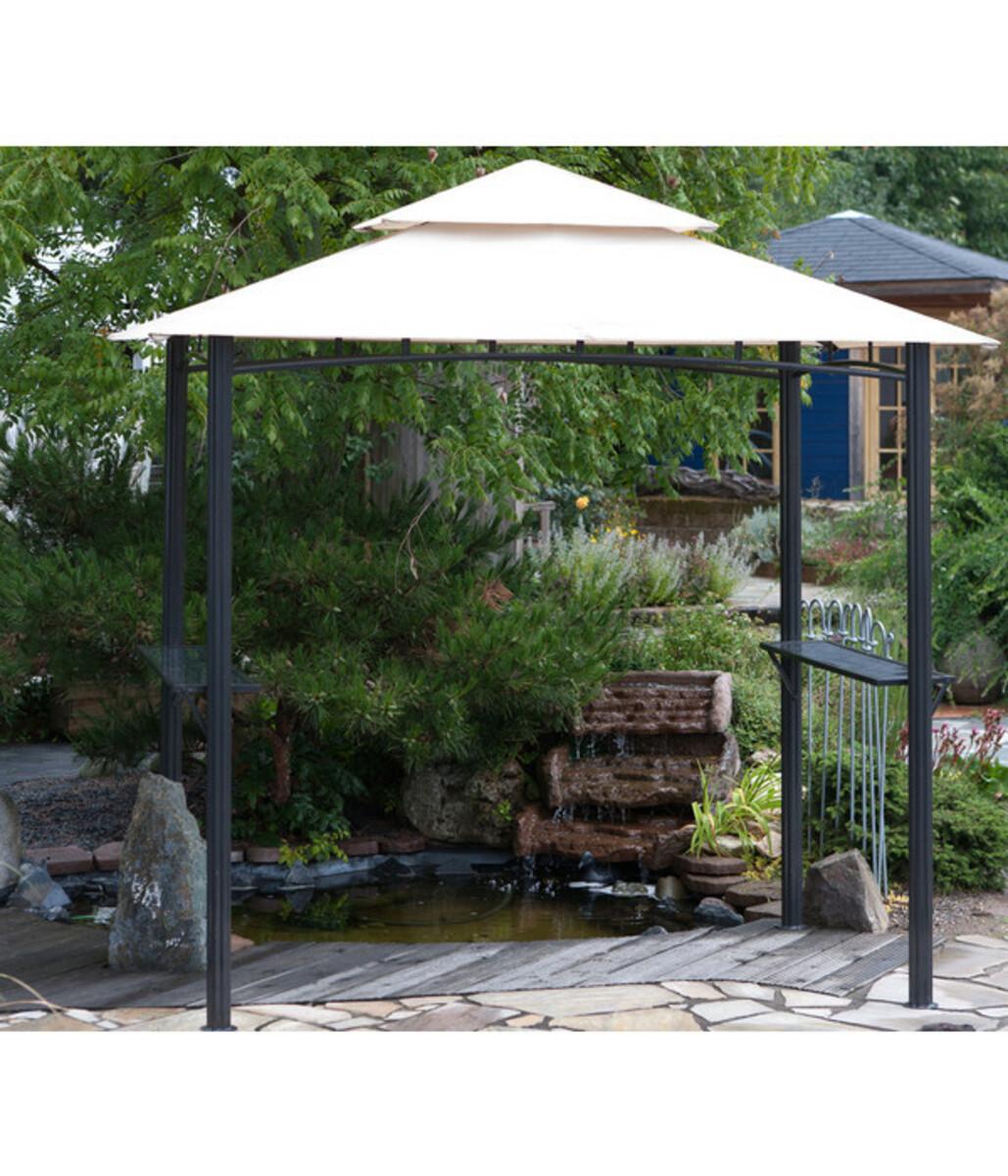 Bild 2 von tepro Garten-/ Grillpavillon, ca. 246 x 154 x 255 cm