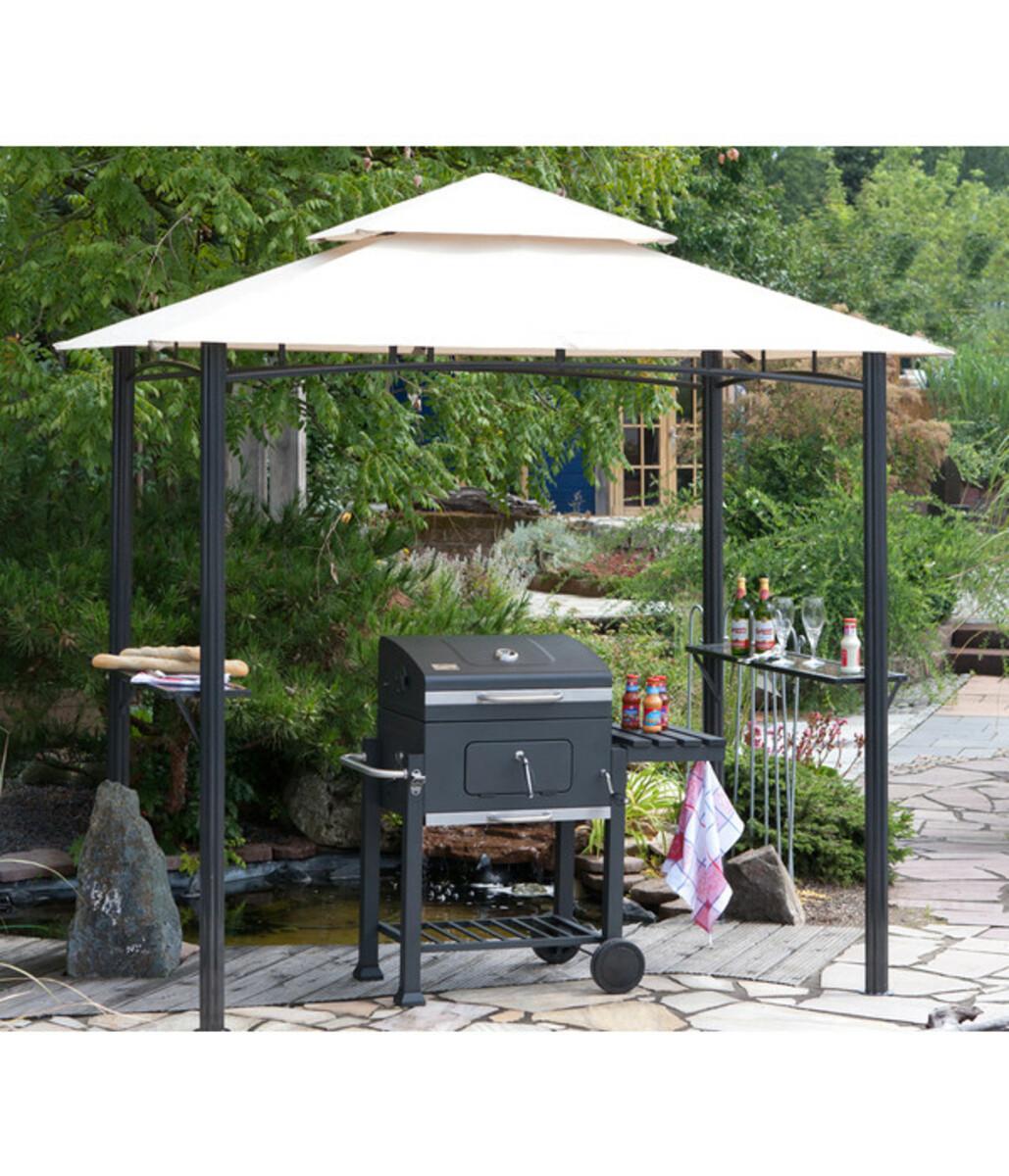 Bild 3 von tepro Garten-/ Grillpavillon, ca. 246 x 154 x 255 cm