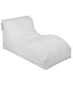 Outbag Outdoor-Sitzsack Wave Deluxe, white