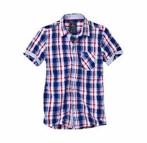 Reward classic Herren-Hemd mit kurzen Armen