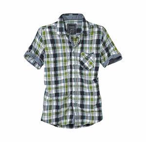 Reward classic Herren-Hemd mit aufregendem Karomuster