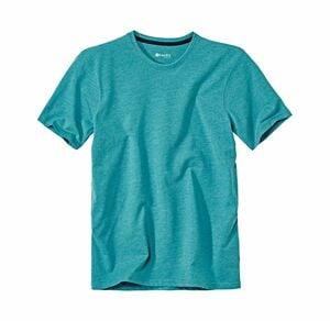 Reward classic Herren-T-Shirt in moderner Melange-Optik