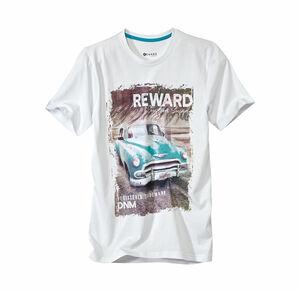 Reward classic Herren-T-Shirt mit großem Frontaufdruck