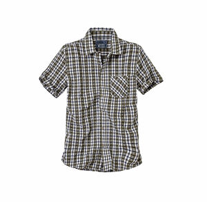 Reward classic Herren-Seersucker-Hemd mit modischen Farben