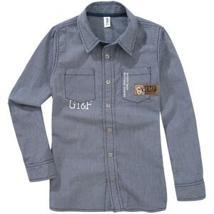 Jungen Hemd im karierten Design