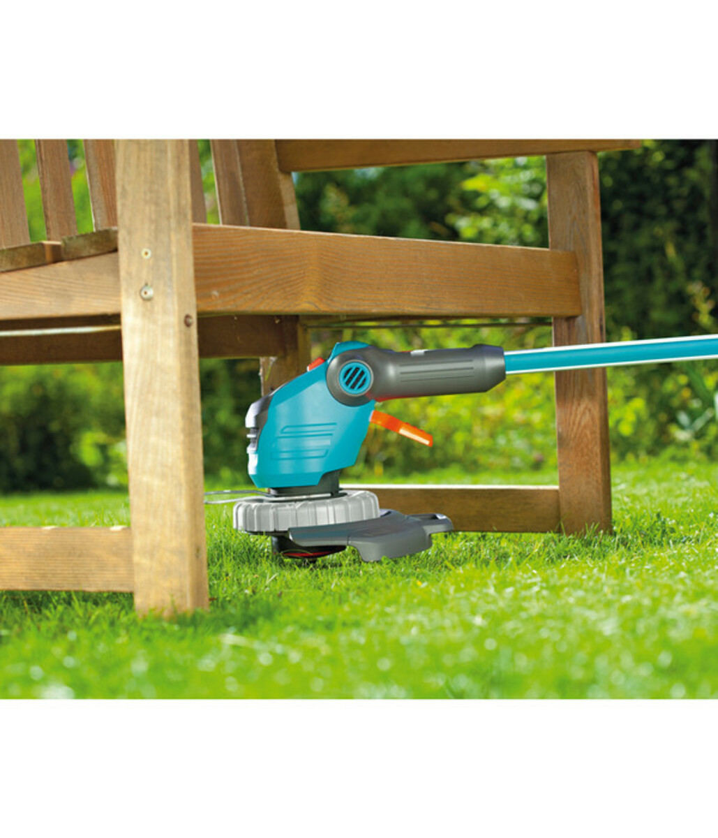 Bild 3 von GARDENA Turbotrimmer Comfort Cut Plus 500/27