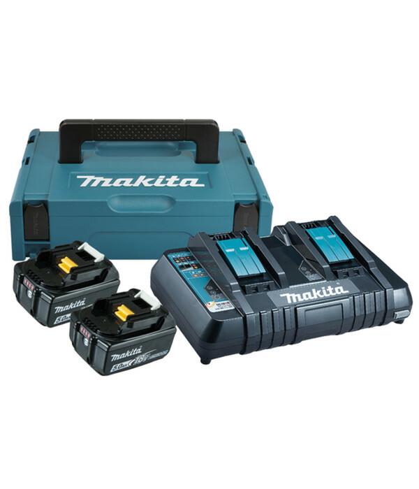 Makita Power Source Kit Li, 18 V / 5,0 Ah