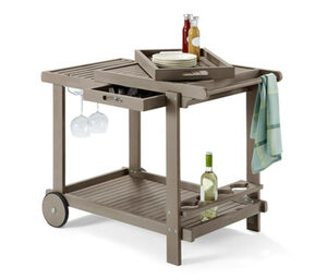 Barbecue-Trolley